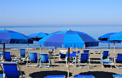 Apartments for rent in Tuscany seaside